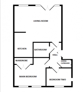 FLOOR PLAN 46 BLUE BELL RISE